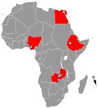Chinesische Industriezonen in Afrika